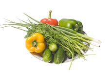 Free Fresh Vegetables Royalty Free Stock Photo - 15924525