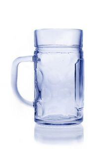 Free Empty Glass Royalty Free Stock Photography - 15925207