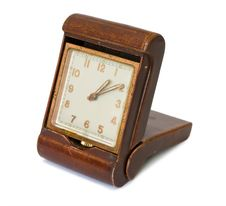 Free Vintage Square Clock Stock Images - 15925684