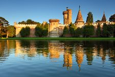 Free Laxenburg Water Castle Royalty Free Stock Photo - 15925685