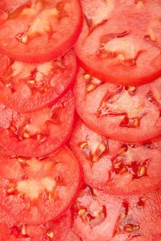 Free Tomatoes Texture Stock Photo - 15925700