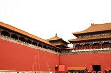 Free Forbidden City Stock Photography - 15925762