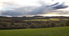Free Czech Landscape Royalty Free Stock Photography - 15925817