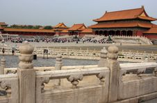 Free Forbidden City Royalty Free Stock Image - 15925876