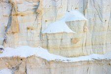 Free White Sand Background Stock Photography - 15925932