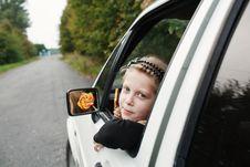 Free Girl In Car Stock Photos - 15925983