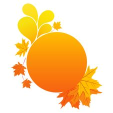 Free Autumnal Banner Stock Photos - 15926873