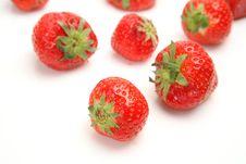 Free Fresh Strawberry Royalty Free Stock Photos - 15927048
