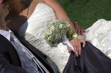 Free Wedding Couple Royalty Free Stock Image - 15927496