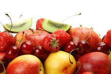 Free Fresh Fruit Royalty Free Stock Photography - 15927627