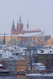 Free Prague, Czech Republic Stock Image - 15928081