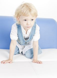 Free Little Girl Royalty Free Stock Photography - 15928127