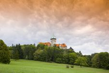 Free Smolenice Castle Stock Photography - 15928152