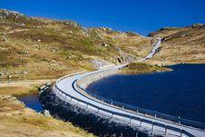 Free Mountain Range In Norway Stock Images - 15928204