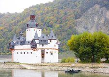 Free Pfalzgrafenstein Castle Stock Images - 15928334