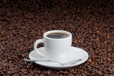 Free Cup Of Coffee Stock Photos - 15929273