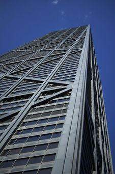 Free Hancock Tower Royalty Free Stock Photography - 15929507