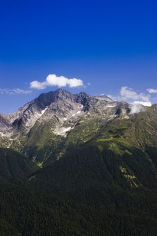 Free Caucasus Mountain, Landscape Royalty Free Stock Photography - 15929937