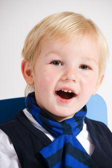 Free Boy Laughing Stock Photo - 15930920
