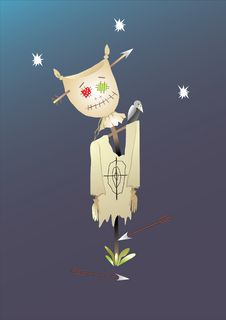 Free Scarecrow Stock Image - 15930961