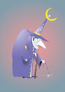 Free Fabulous Magician Stock Photo - 15930970