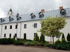 Free Aglona Church In Latvia Royalty Free Stock Image - 15931266