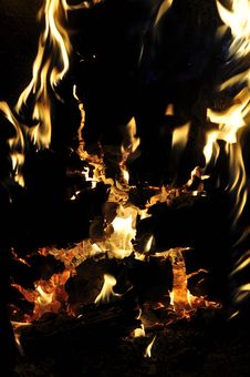 Free Fire Flaming Stock Photos - 15931583