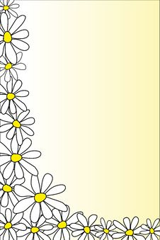 Free Floral Frame Royalty Free Stock Image - 15932186
