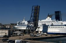 Free Marseille Ferry Royalty Free Stock Photography - 15932687