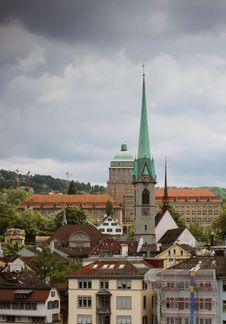 Free Zürich In Retro Style Stock Image - 15933191