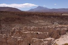 Free Canyon Eduardo Andean National Reserve Stock Photo - 15933330