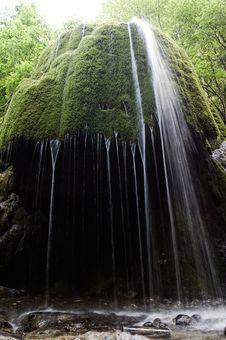Free Waterfall Silver Stream Royalty Free Stock Photo - 15933455