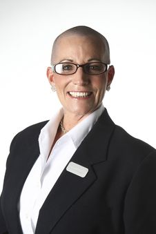 Free Bald Lady Stock Images - 15934354
