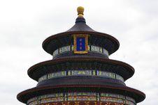 Free Tian Tan Park In China Royalty Free Stock Image - 15935776