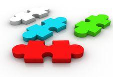 Free Puzzle Stock Photos - 15936203