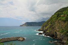 Free Cinque Terre Stock Image - 15936621