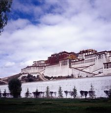 Free Potala Palace Stock Images - 15936874