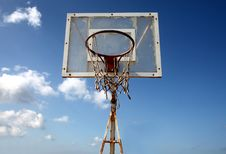 Free Basketball Royalty Free Stock Photography - 15937117