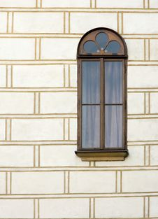 Free Hictorical Window Royalty Free Stock Photography - 15937137