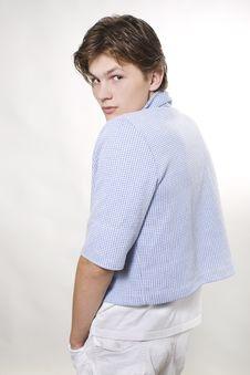 Free Male Fashion Model Posing Stock Photos - 15937873