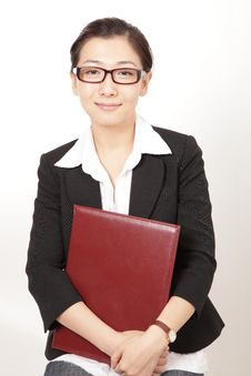 Free Professional Office Lady Stock Photo - 15938360