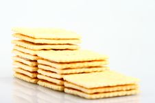 Free Soda Crackers Stock Images - 15939494