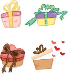 Free Gift Boxes Royalty Free Stock Images - 15939539