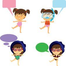 Free Girls Royalty Free Stock Image - 15939616