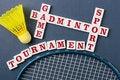 Free Badminton Royalty Free Stock Photography - 15941927