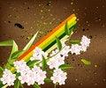 Free Blossoms Illustration Stock Photo - 15948420