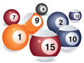 Free Pool Game Balls Stock Photography - 15949232