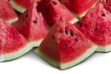 Free Watermelon Slices Stock Photography - 15942062