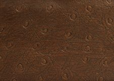 Free Leather Material Pattern And Texture Sample Royalty Free Stock Photos - 15942718