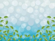 Free Abstract Floral Background Royalty Free Stock Photos - 15942838